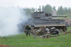 ammo niemiec mundur ww2 Zdjęcie Stock