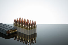 223 50 ammo obliczenie Zdjęcia Stock