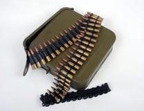 ammo pistoletu maszyny sowieci Zdjęcia Stock