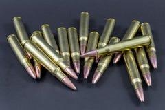 Ammp de pile ou de fusil Photo libre de droits