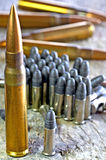 Ammunition Royalty Free Stock Photos