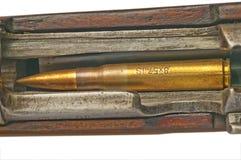 Ammunition 8X57 IS Stock Photos
