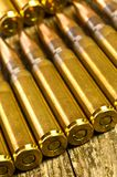Ammunition 8X57 IS Stock Images