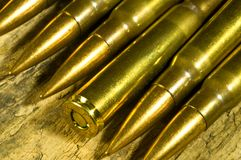 Ammunition 8X57 IS Stock Photography