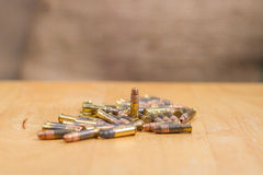 Ammunition Stock Photography