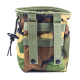Ammunition bag. Stock Images