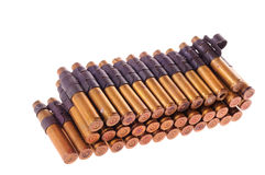 Ammunition belt Stock Photos