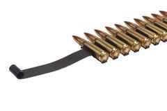 Ammunition belt Royalty Free Stock Photography