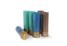 Ammunition for hunting Royalty Free Stock Images