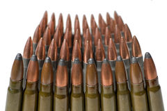 Ammunition Of Rifled Carabine Stock Images