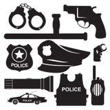 Ammunition police Stock Photography
