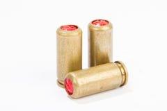 Ammunition of rifled carabine Stock Images