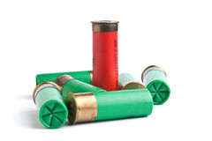 Ammunition for sporting rifles Royalty Free Stock Photo