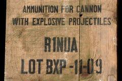 ammunitionar royaltyfri bild