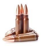 ammunitionar Arkivfoton