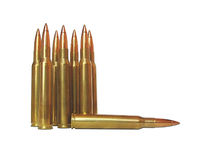 Ammunitions Royalty Free Stock Images