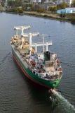 amnah货物到麦加朝圣过的伊斯兰教徒船 库存图片