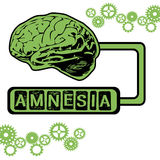 Amnesia Stock Photo
