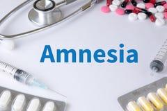 Amnesia Stock Photography