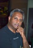 Amnesty International sekretarka - generał Salil Shetty obraz royalty free