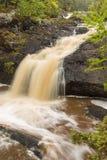 Amnicon Upper Falls Stock Photo