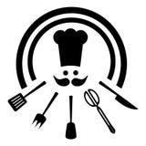 Amo del cocinero Fotografía de archivo