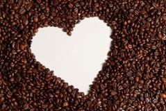 Amo el café Fotos de archivo