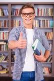 ¡Amo el estudiar! Imagenes de archivo