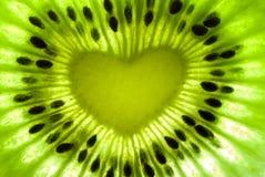 Amo el kiwi Imagenes de archivo