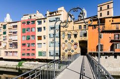 Amo Girona Fotografia Stock