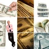 Amo i soldi! immagini stock libere da diritti