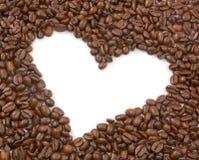 Amo il caffè Immagini Stock