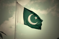 Amo il pakistan Fotografia Stock Libera da Diritti