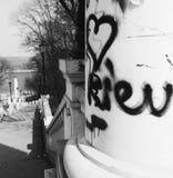 Amo Kiev fotografia stock libera da diritti