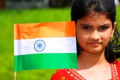 Amo la mia India Fotografie Stock Libere da Diritti