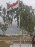 Amo la mia India Immagine Stock Libera da Diritti