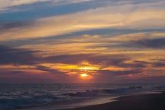 Amo la spiaggia immagini stock libere da diritti