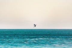 Amo la spiaggia fotografie stock