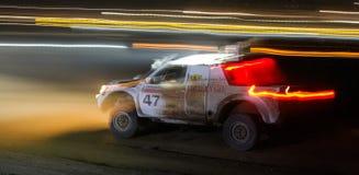 Amob die PRT in 24 uren van TT DE Fronteira 2013 rennen Stock Afbeelding