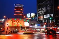 Amoeba μουσική, Λος Άντζελες Στοκ Εικόνα