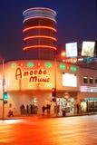 Amoeba μουσική Στοκ εικόνες με δικαίωμα ελεύθερης χρήσης
