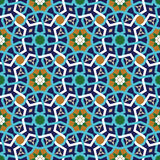 Amol Seamless Pattern Two Royalty Free Stock Images