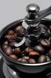 Amoladora de café Fotos de archivo