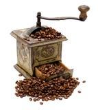 Amoladora de café -5- Imágenes de archivo libres de regalías