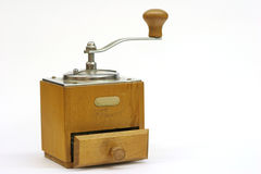 Amoladora de café Imagenes de archivo