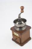 Amoladora de Coffe aislada fotografía de archivo libre de regalías