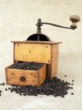 Amoladora de pimienta Foto de archivo