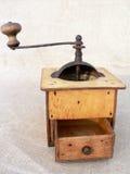Amoladora de pimienta vieja Imagen de archivo libre de regalías