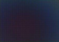 Amoled Bildschirmmakro Lizenzfreie Stockbilder