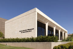 Amon Carter Museum of American Art in Fort Worth Stock Photography